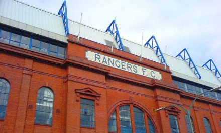 "The Curious Case of Rangers' ""Relegation"""