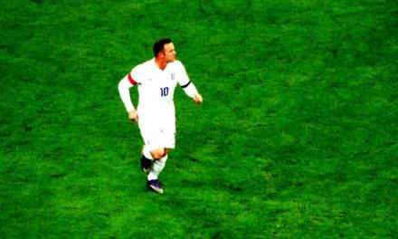 Wayne Rooney's Final Curtain