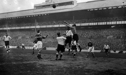 The Goalkeeper Who Turned His Back On Fascism