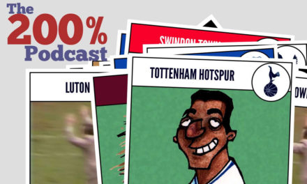Podcast 155: The Garth Crooks Experience