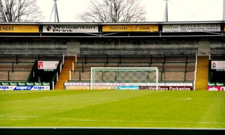 Yeovil Town: The Forgotten Relegation