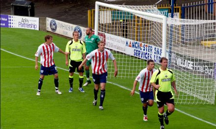 Oldham Athletic: From The Boundary To The Exit?