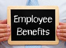Employee Benefits Sign