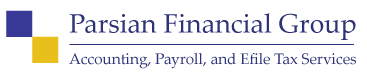 PARSIAN ACCOUNTING, PAYROLL, AND EFILE TAX SERVICES,