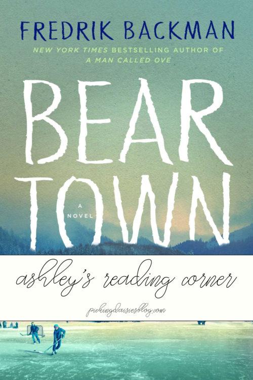Beartown by Fredrick Backman: an honest review