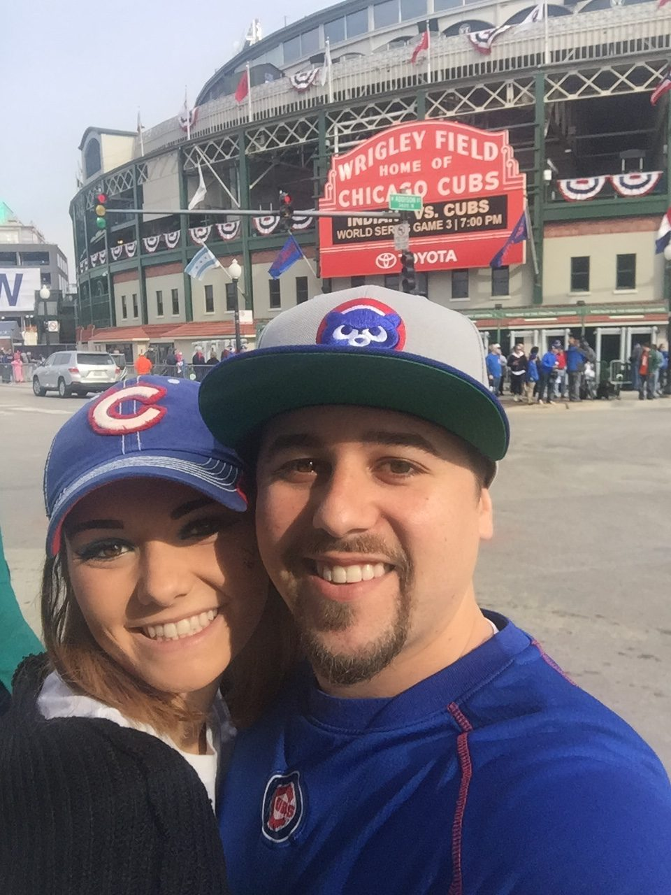 How Our Love Helped The Cubs Win The 2016 World Series