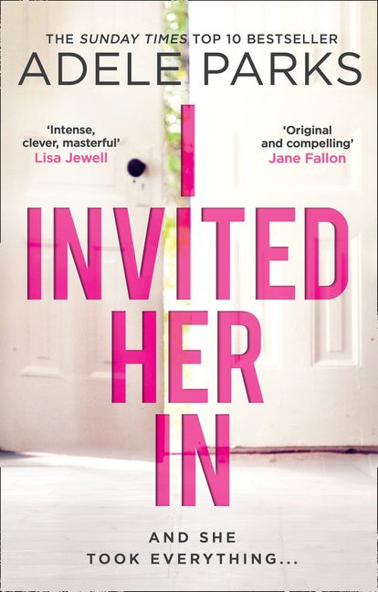 BOOK REVIEW: I Invited Her In by Adele Parks