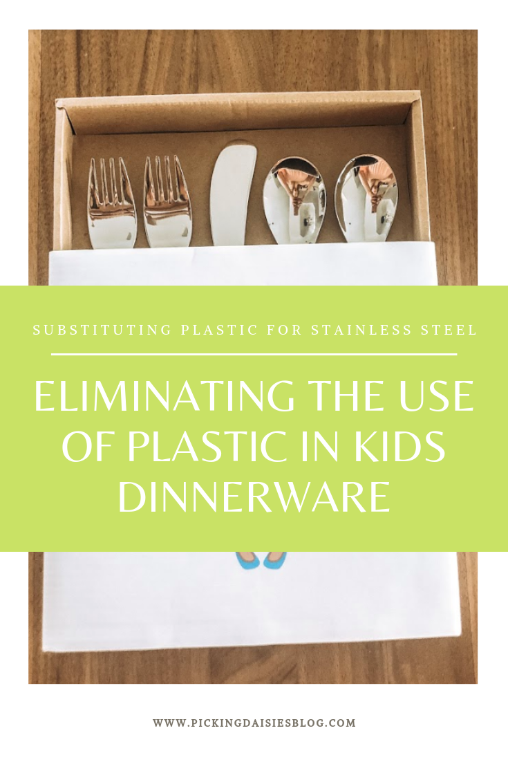 Substituting Plastic For Stainless Steel: Eliminating The Use Of Plastic In Kids Dinnerware