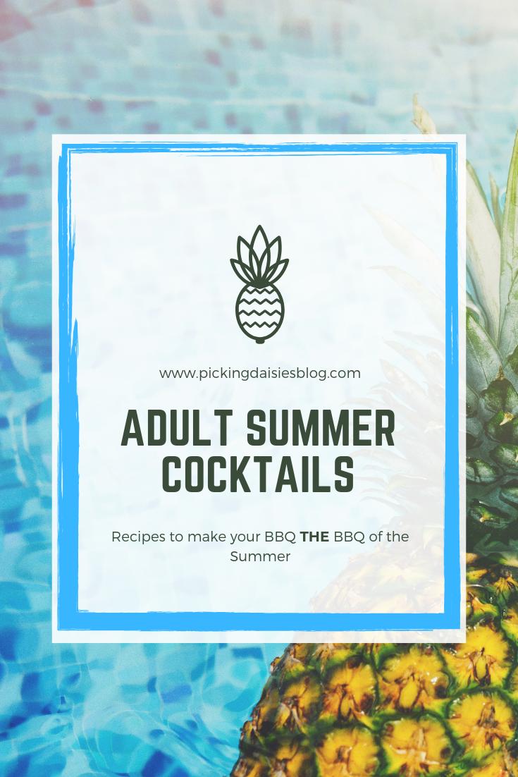 Heritage Distilling Co. Adult Summer Cocktail Recipes