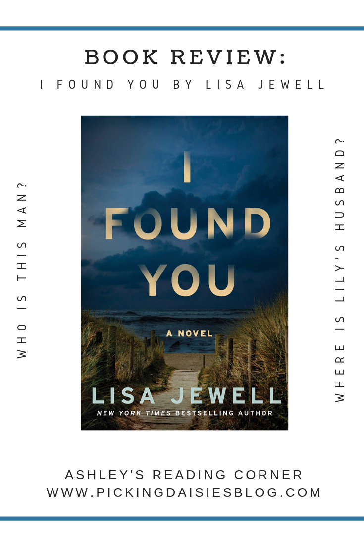 BOOK REVIEW: I Found You by Lisa Jewell