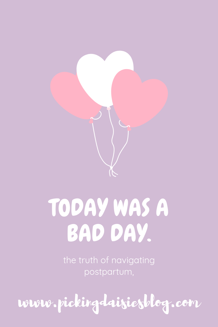 Today Was A Bad Day