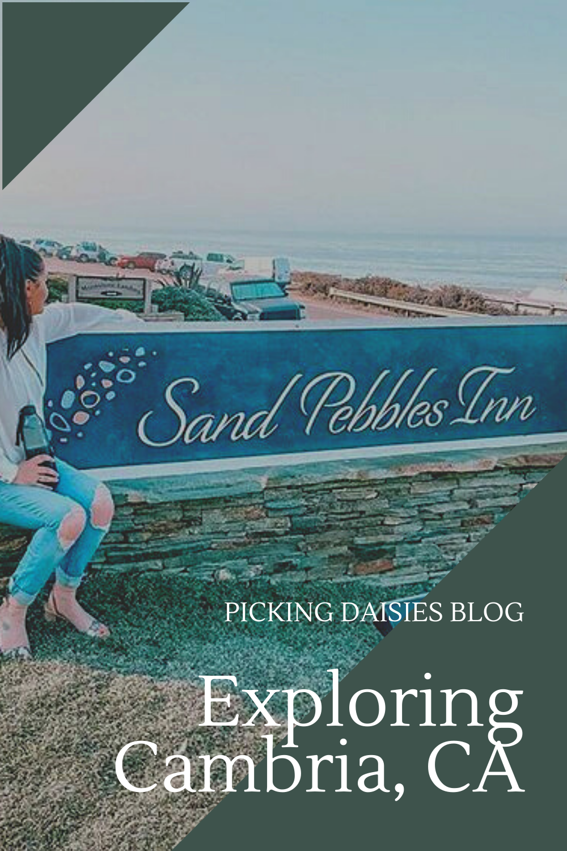 Exploring Cambria, California