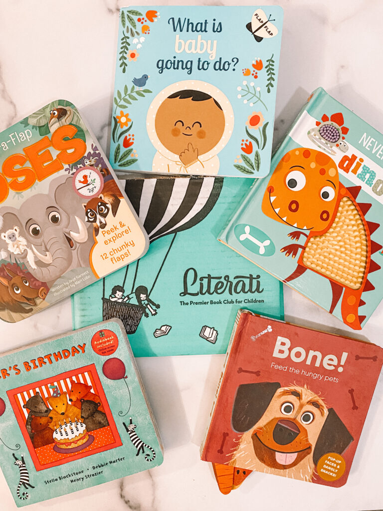 March Literati Kids Box 18 months