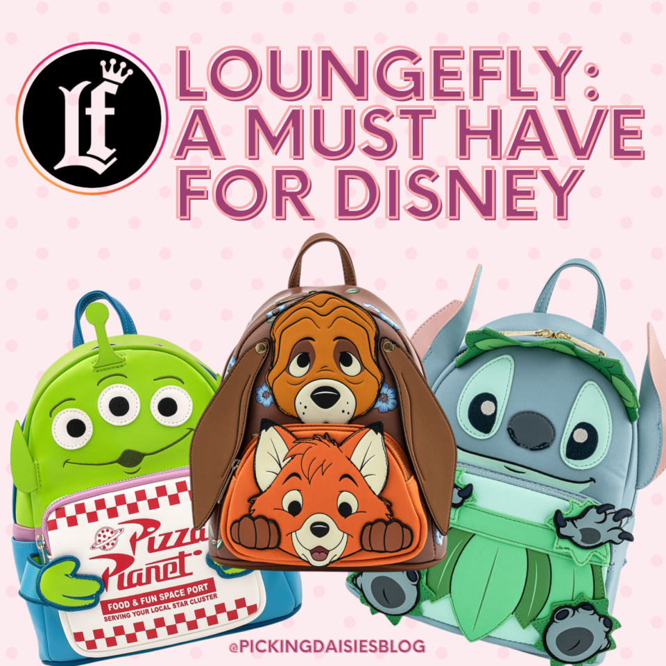 Loungefly: A Must Have For Disney