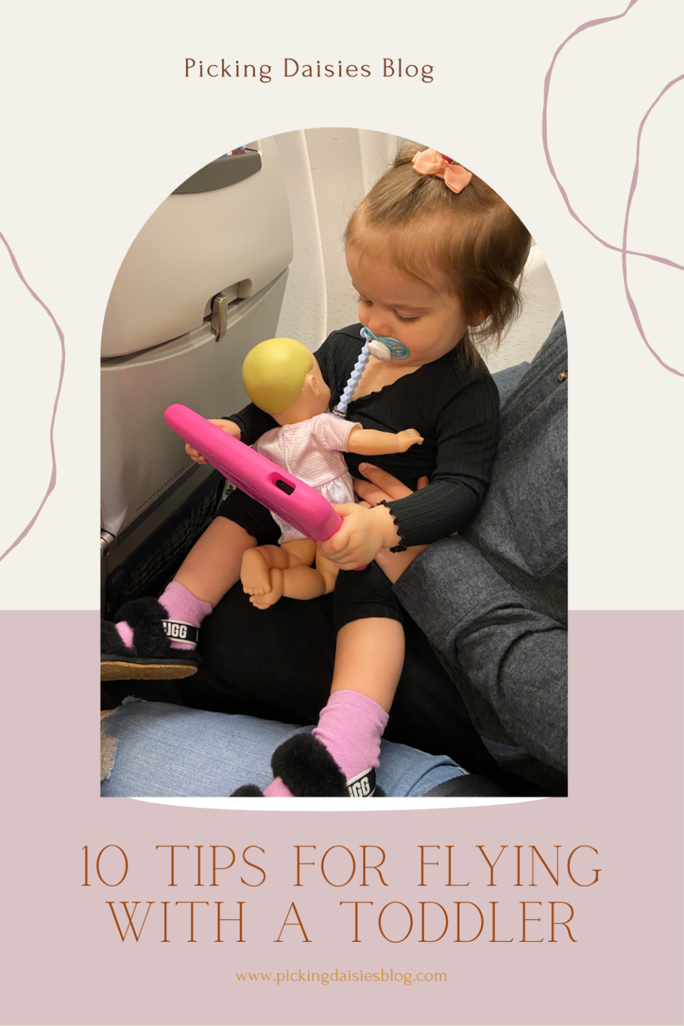 10 Tips for Flying With A Toddler