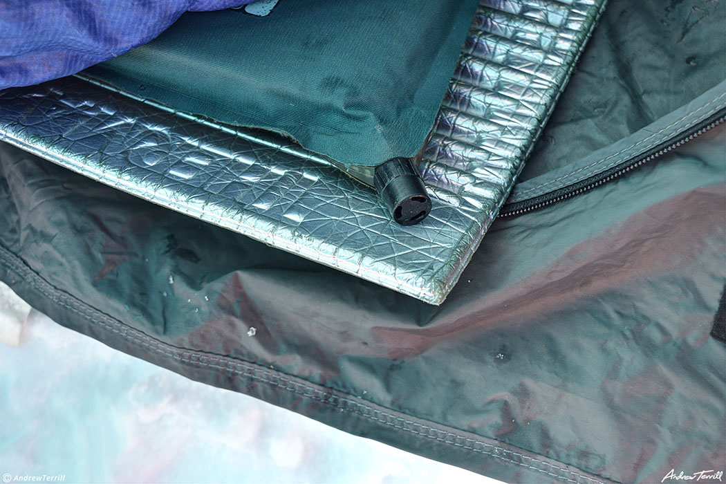 warm winter camping top tips sleeping mats and pads
