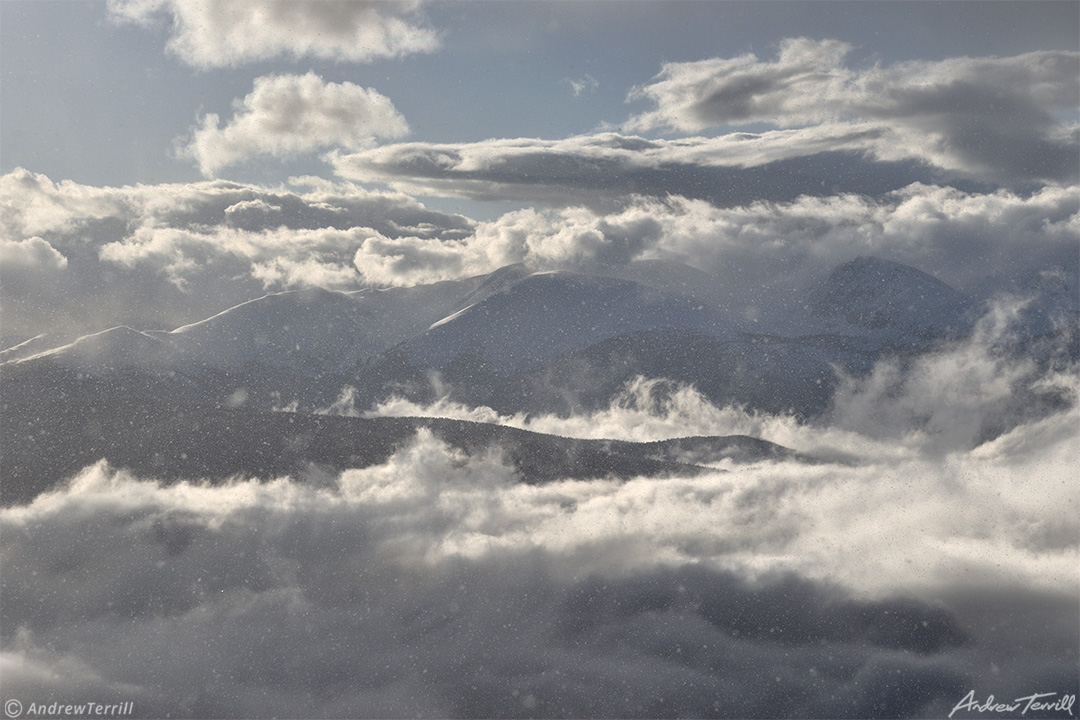 winter storm in rocky mountains in colorado may 2021