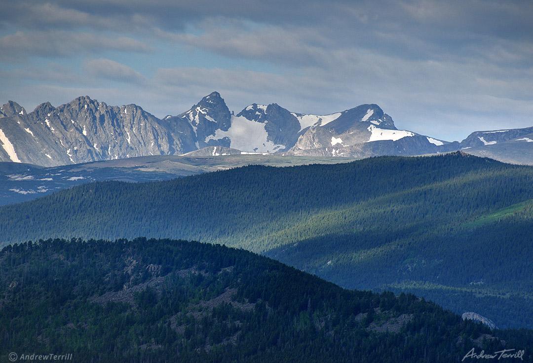 navajo peak indian peaks wilderness colorado