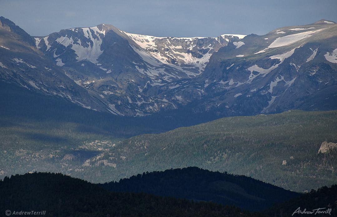 wild basin rocky mountain national park late june