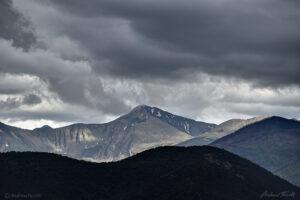 sunlight and clouds sangre di cristo range colorado