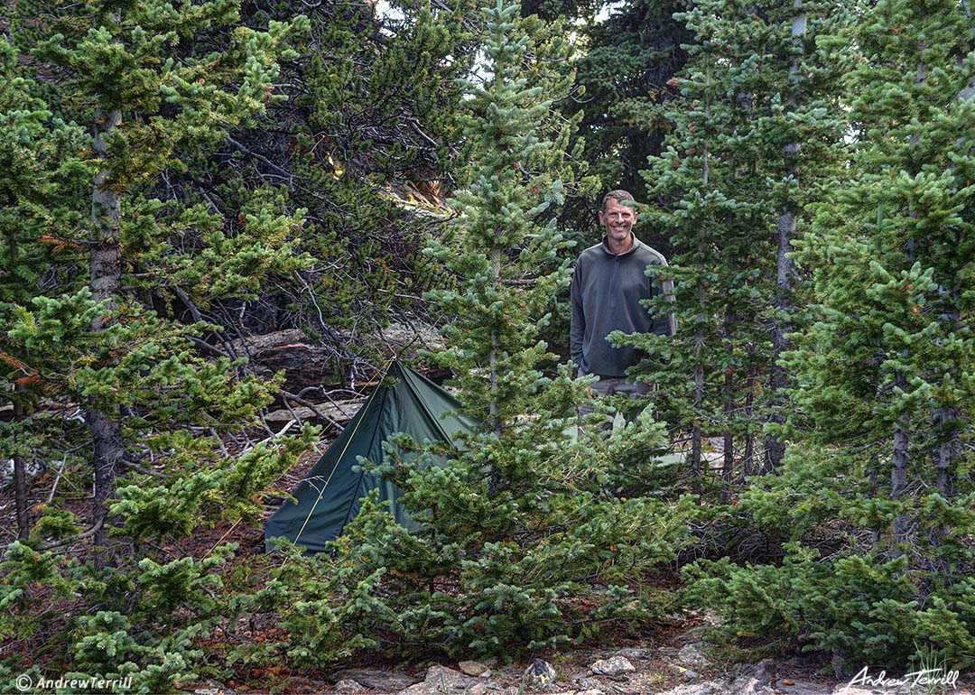 andrew terrill forest camp colorado august 2021