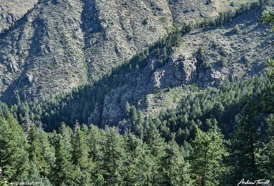 deep canyon colorado front range