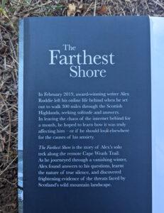 the farthest shore inside jacket blurb
