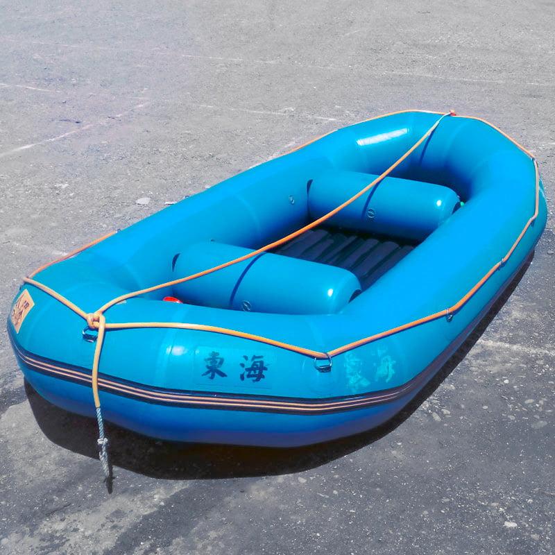 自動排水舟