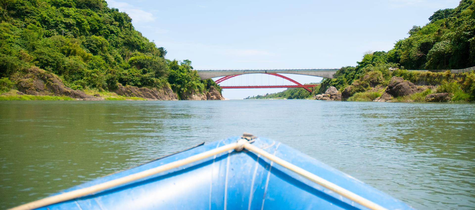 航向偉大的秀姑巒溪!