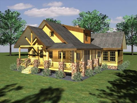 Hickory Hollow Floor Plans