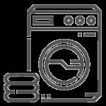 laundry processing icon