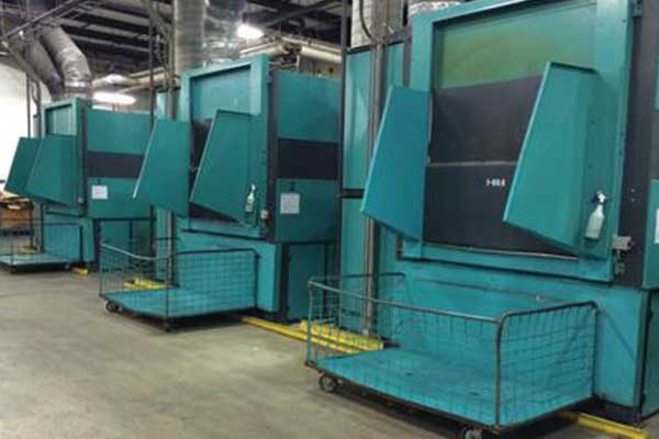 industrial laundry dryers