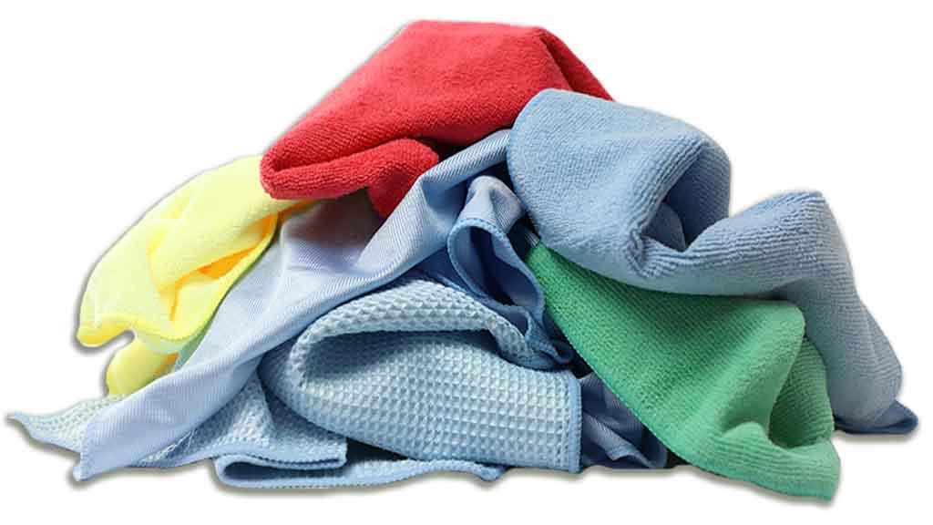 new microfiber towel