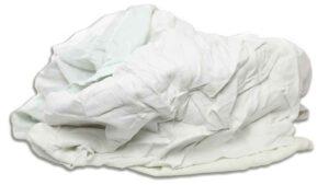 reclaimed all white rags