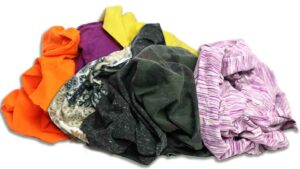 reclaimed color knit rags