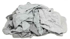 reclaimed grey knit rags