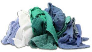 reclaimed huck towels