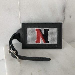 Northeastern University Luggage Tag