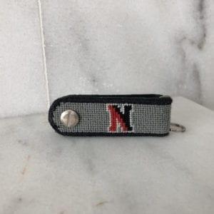 Northeastern University Pocket Key Fob