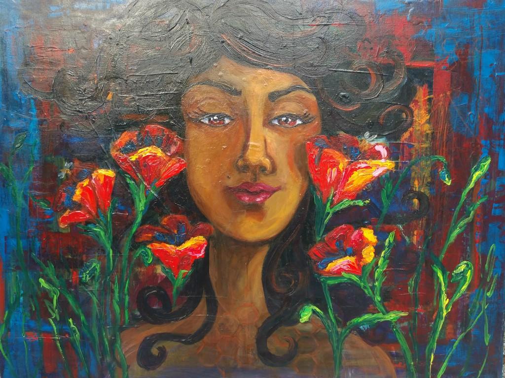 Beeing Woman Art