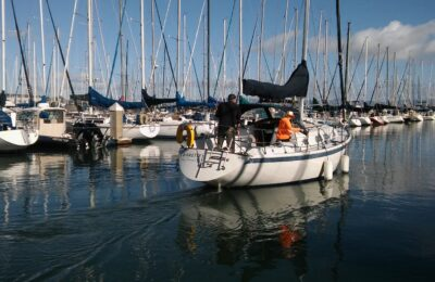 How I bought my used cruising sailboat
