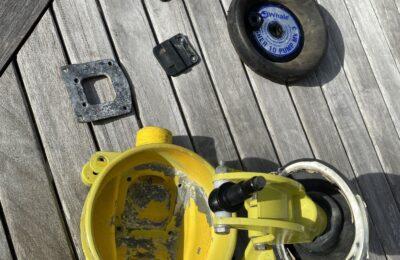 Rebuilding a Whale Pumps Gusher 10 Mk 3