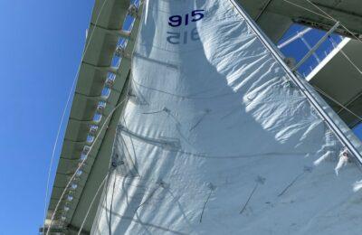 Go sailing, go sailing, go sailing