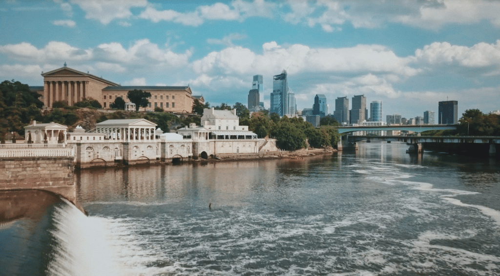 Philadelphia, a popular geographical location for commercial real estate