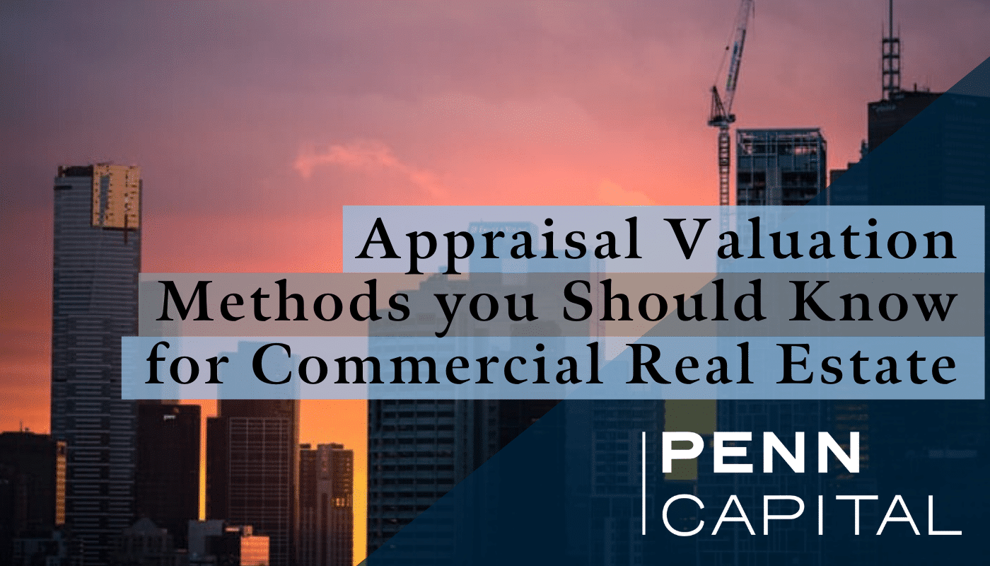 Commercial Real Estate Valuation Methods