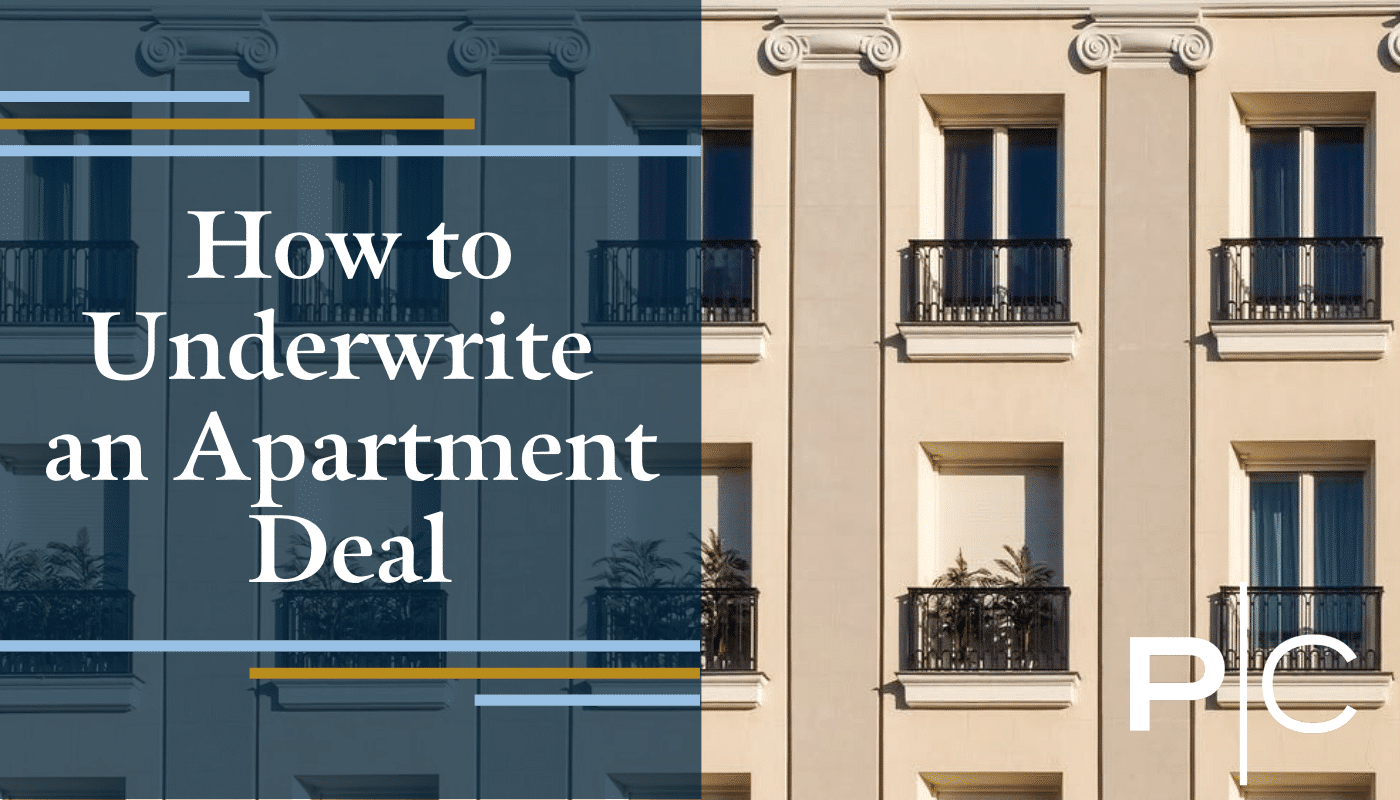 How to Underwrite an Apartment Deal - COMPRESSED