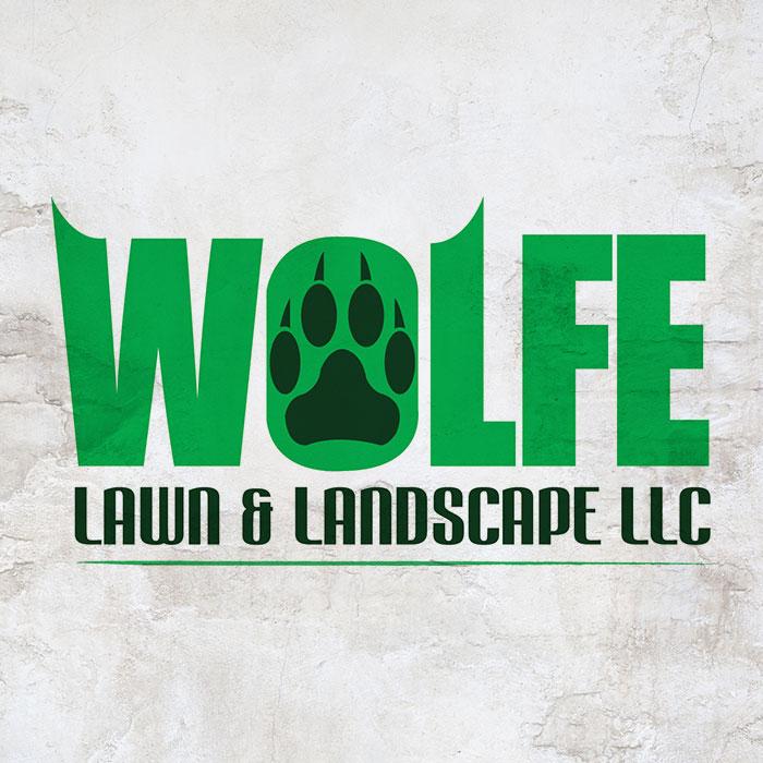 Wolfe Lawn and Landscape Logo