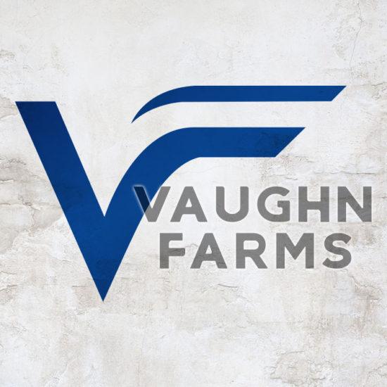 Vaughn Farms logo