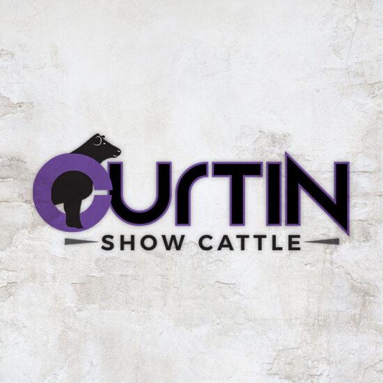 Curtin Show Cattle logo