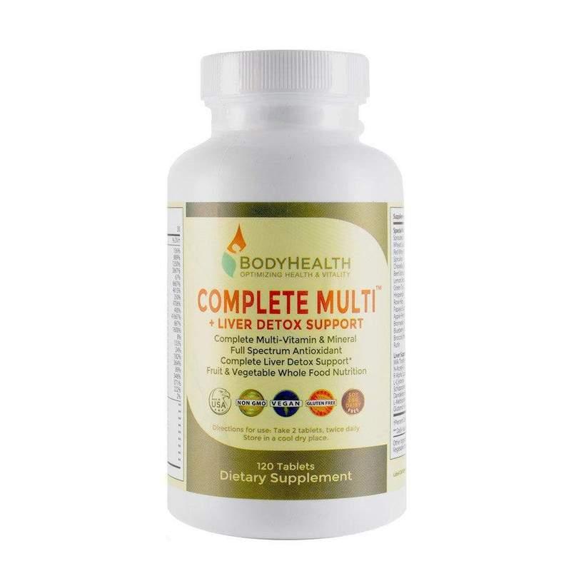 Alma Supplements - BodyHealth Complete Multi